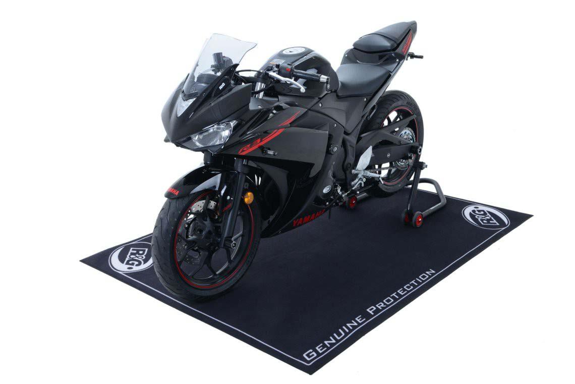R G Racing Motorcycle Garage Mat 2m X 1 5m